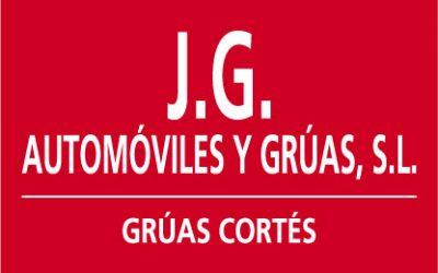J.G. AUTOMOVILES Y GRUAS, S.L – GRUAS CORTES